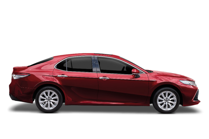 2018 Toyota Camry launched in Thailand – four variants, including hybrids; priced from 1.445 mil baht Image #880336