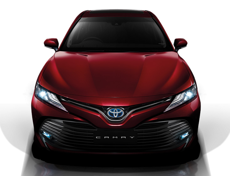 2018 Toyota Camry launched in Thailand – four variants, including hybrids; priced from 1.445 mil baht Image #880338