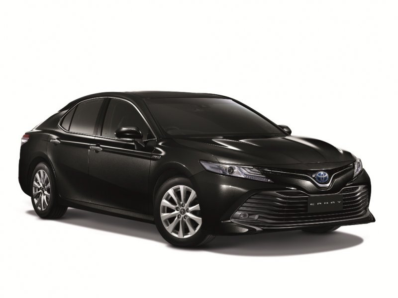 2018 Toyota Camry launched in Thailand – four variants, including hybrids; priced from 1.445 mil baht Image #880340