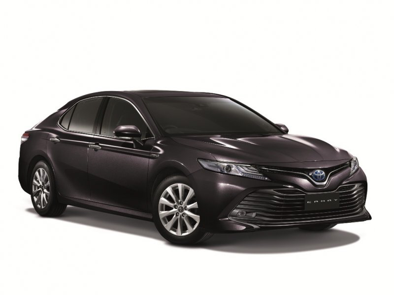 2018 Toyota Camry launched in Thailand – four variants, including hybrids; priced from 1.445 mil baht Image #880341