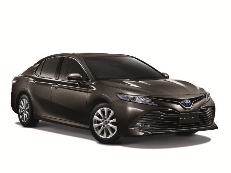 2018 Toyota Camry launched in Thailand – four variants, including hybrids; priced from 1.445 mil baht Image #880342
