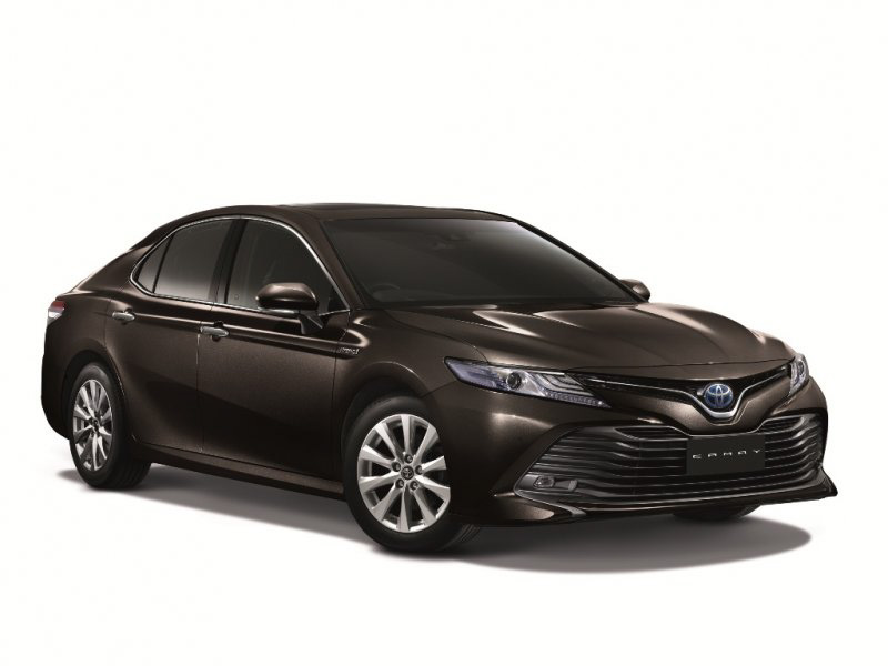 2018 Toyota Camry launched in Thailand – four variants, including hybrids; priced from 1.445 mil baht Image #880343