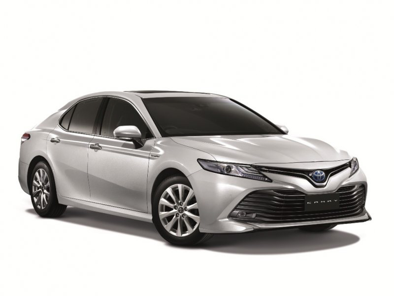 2018 Toyota Camry launched in Thailand – four variants, including hybrids; priced from 1.445 mil baht Image #880346