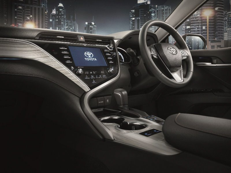 2018 Toyota Camry launched in Thailand – four variants, including hybrids; priced from 1.445 mil baht Image #880347