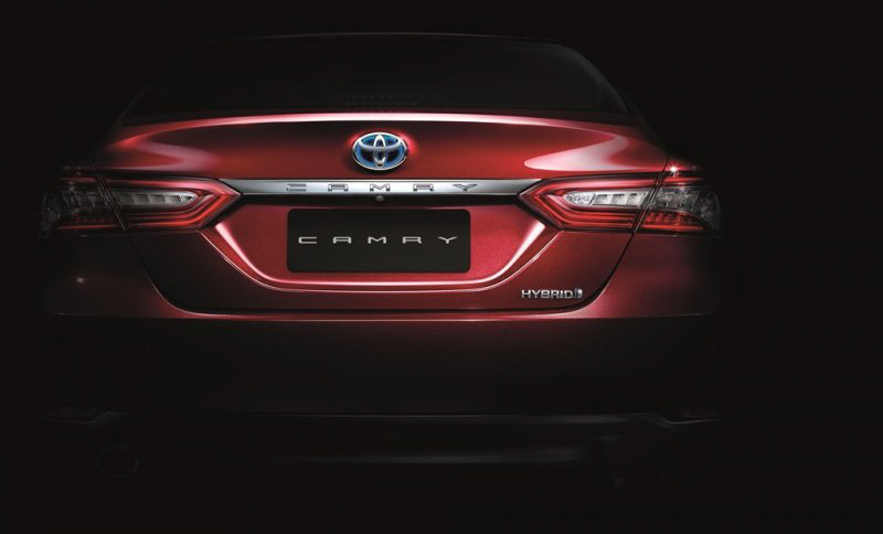 2018 Toyota Camry launched in Thailand – four variants, including hybrids; priced from 1.445 mil baht Image #880334