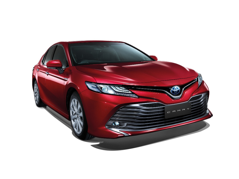 2018 Toyota Camry launched in Thailand – four variants, including hybrids; priced from 1.445 mil baht Image #880335