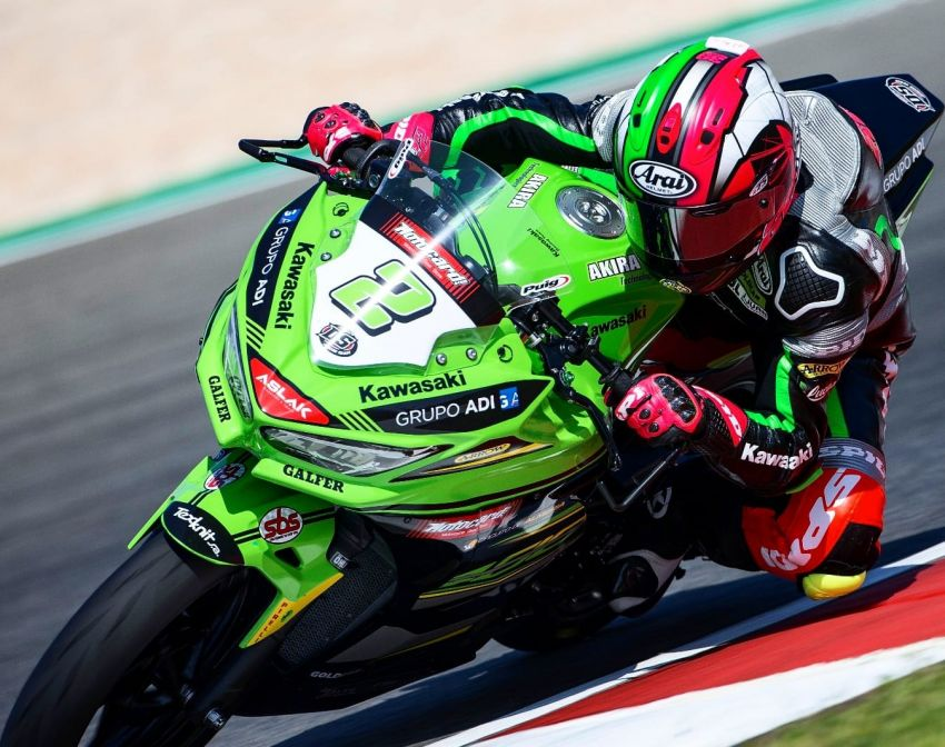 Ana Carrasco first female motorcycle World Champion – wins SSP300 Championship on Kawasaki Ninja 400 Image #866388