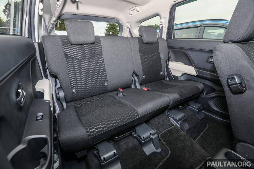 Toyota Rush 2018 rasmi dilancarkan di Malaysia – 7-tempat duduk, 1.5L, dua varian, harga RM93k-RM98k Image #874688