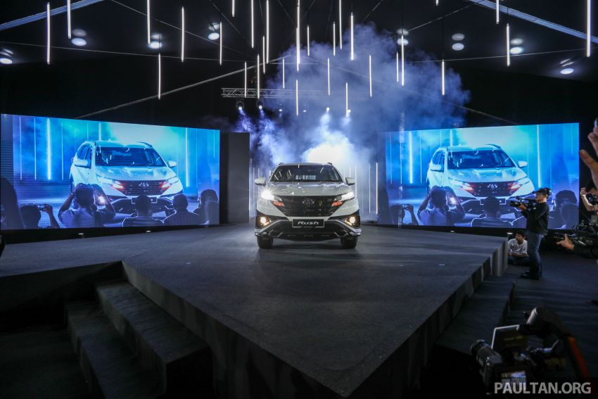 2018 Toyota Rush launched in Malaysia – new 1.5L engine, Pre-Collision System, est from RM93k Image #874445