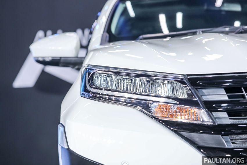 Toyota Rush 2018 rasmi dilancarkan di Malaysia – 7-tempat duduk, 1.5L, dua varian, harga RM93k-RM98k Image #874484