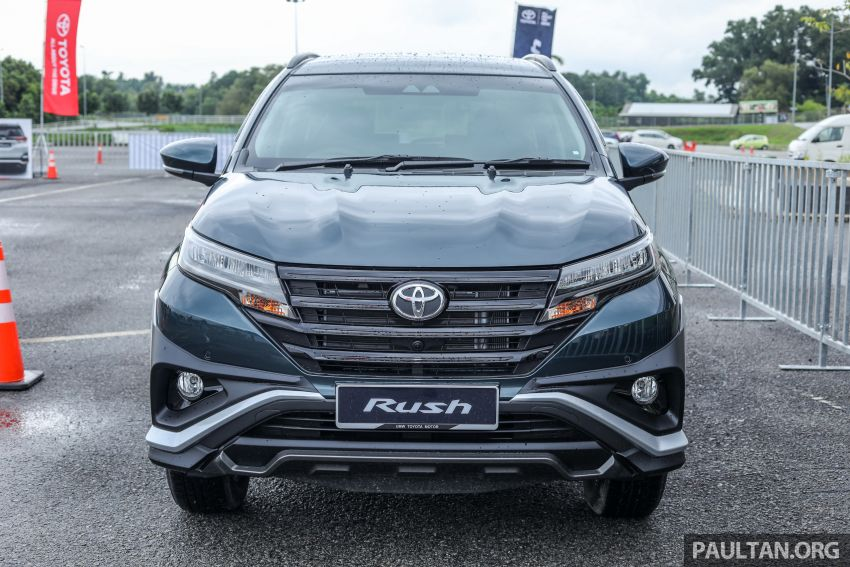 2018 Toyota Rush launched in Malaysia – new 1.5L engine, Pre-Collision System, est from RM93k Image #874564