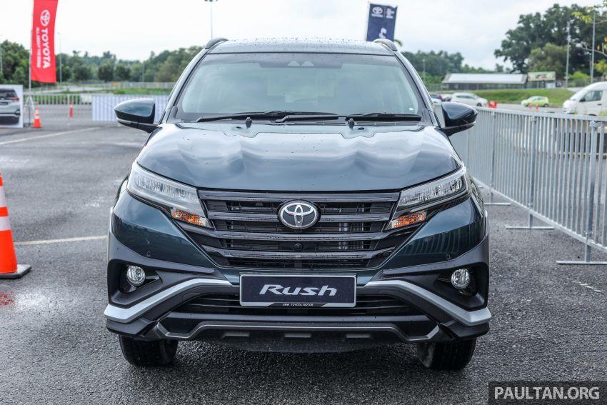 Toyota Rush 2018 rasmi dilancarkan di Malaysia – 7-tempat duduk, 1.5L, dua varian, harga RM93k-RM98k Image #874556