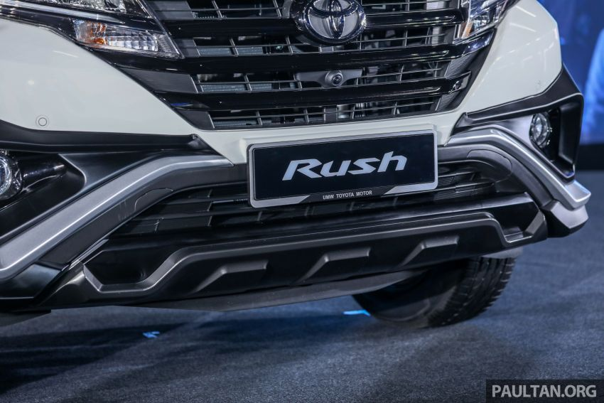 2018 Toyota Rush launched in Malaysia – new 1.5L engine, Pre-Collision System, est from RM93k Image #874573