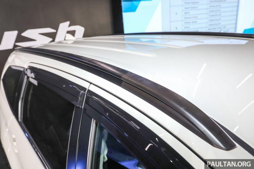 Toyota Rush 2018 rasmi dilancarkan di Malaysia – 7-tempat duduk, 1.5L, dua varian, harga RM93k-RM98k Image #874576
