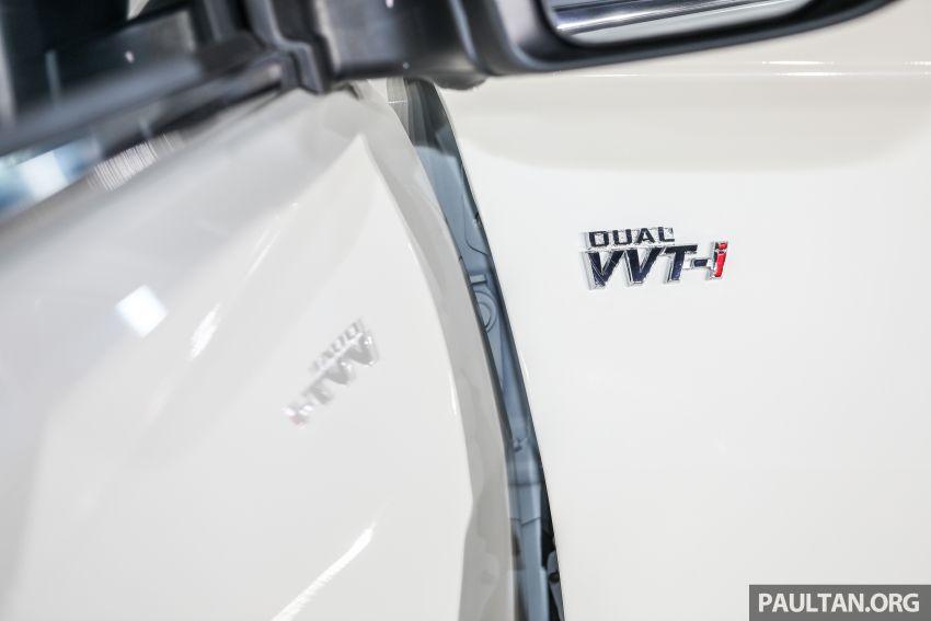 Toyota Rush 2018 rasmi dilancarkan di Malaysia – 7-tempat duduk, 1.5L, dua varian, harga RM93k-RM98k Image #874587