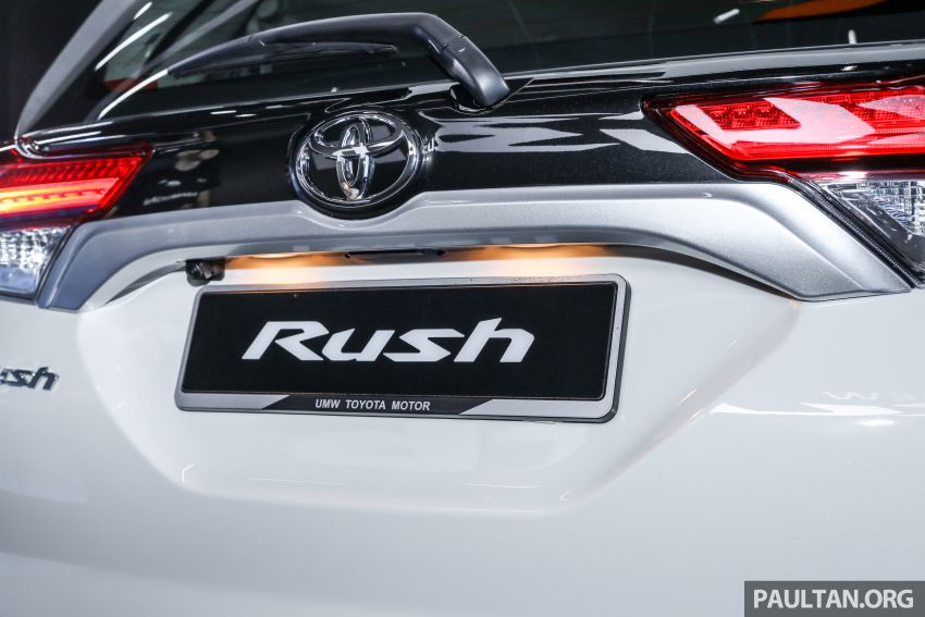 2018 Toyota Rush launched in Malaysia – new 1.5L engine, Pre-Collision System, est from RM93k Image #874594