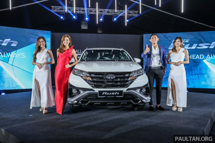 2018 Toyota Rush launched in Malaysia – new 1.5L engine, Pre-Collision System, est from RM93k Image #874547