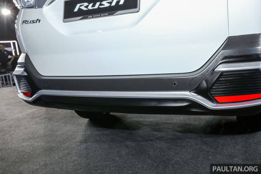 2018 Toyota Rush launched in Malaysia – new 1.5L engine, Pre-Collision System, est from RM93k Image #874596