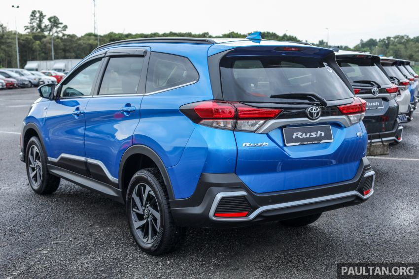 2018 Toyota Rush launched in Malaysia – new 1.5L engine, Pre-Collision System, est from RM93k Image #874557
