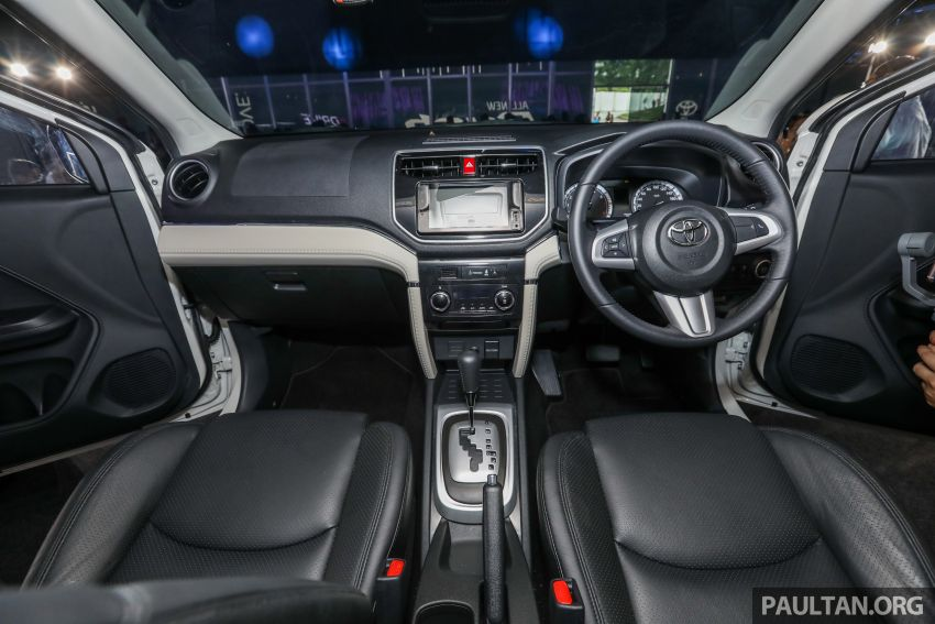 2018 Toyota Rush launched in Malaysia – new 1.5L engine, Pre-Collision System, est from RM93k Image #874605