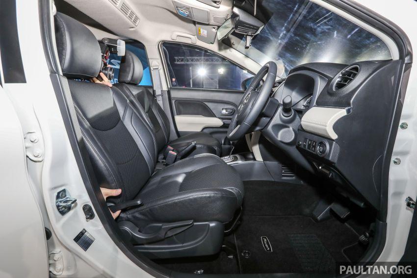 Toyota Rush 2018 rasmi dilancarkan di Malaysia – 7-tempat duduk, 1.5L, dua varian, harga RM93k-RM98k Image #874647