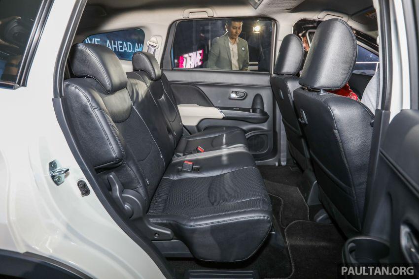 Toyota Rush 2018 rasmi dilancarkan di Malaysia – 7-tempat duduk, 1.5L, dua varian, harga RM93k-RM98k Image #874658