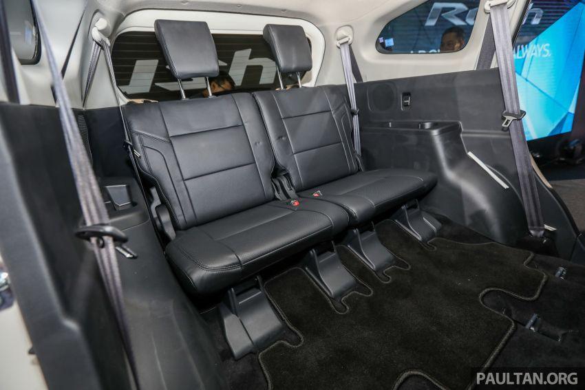 Toyota Rush 2018 rasmi dilancarkan di Malaysia – 7-tempat duduk, 1.5L, dua varian, harga RM93k-RM98k Image #874661