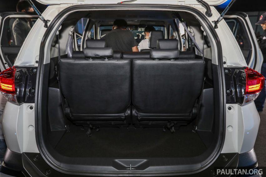 Toyota Rush 2018 rasmi dilancarkan di Malaysia – 7-tempat duduk, 1.5L, dua varian, harga RM93k-RM98k Image #874677