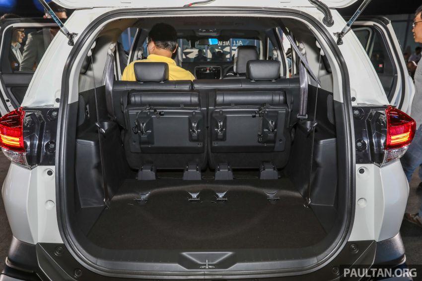 Toyota Rush 2018 rasmi dilancarkan di Malaysia – 7-tempat duduk, 1.5L, dua varian, harga RM93k-RM98k Image #874679