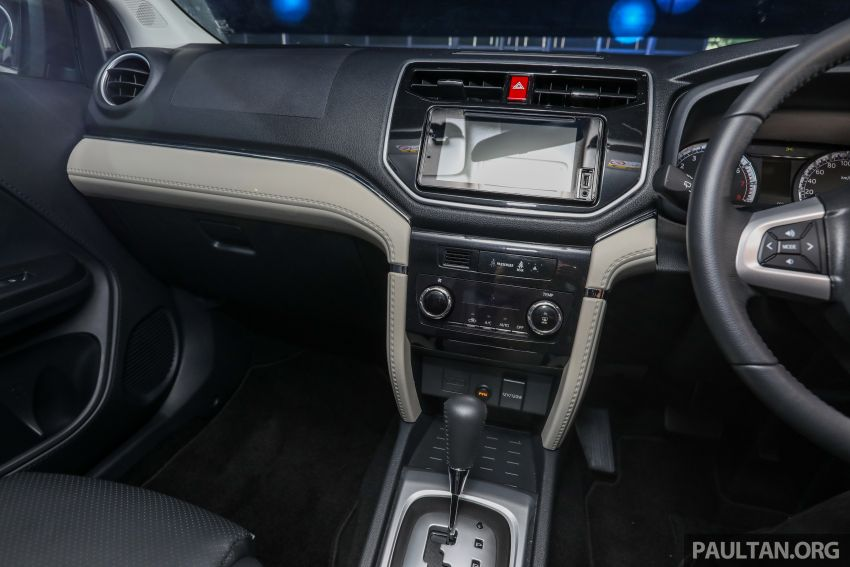 Toyota Rush 2018 rasmi dilancarkan di Malaysia – 7-tempat duduk, 1.5L, dua varian, harga RM93k-RM98k Image #874624