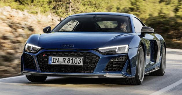 Audi R Gets Ainspired Front Up To PS V - Audi 48