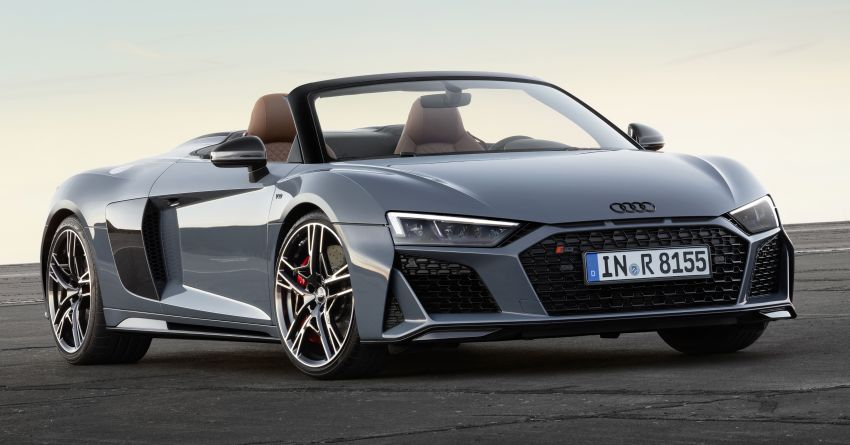2019 Audi R8 gets A1-inspired front, up to 620 PS V10 Image #876743