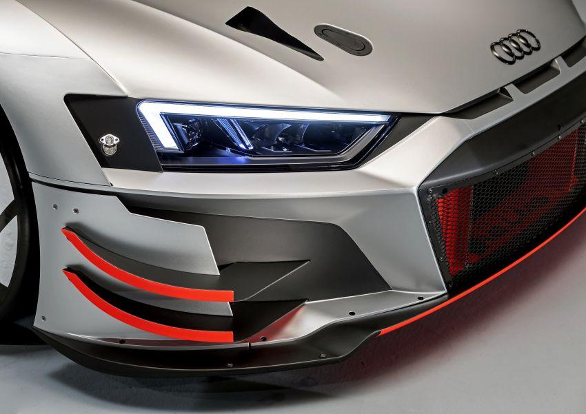 2019 Audi R8 LMS GT3 revealed at Paris Motor Show Image #868011