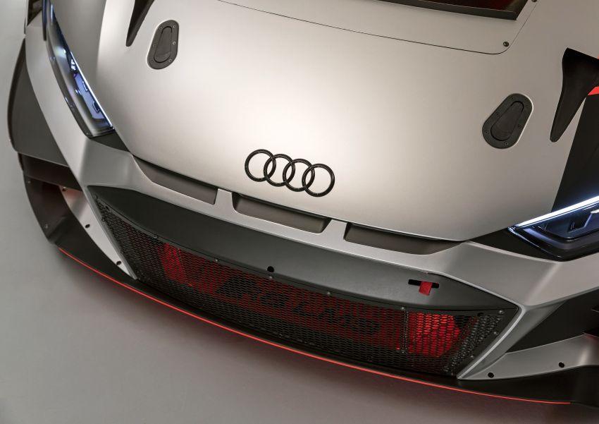 2019 Audi R8 LMS GT3 revealed at Paris Motor Show Image #868012
