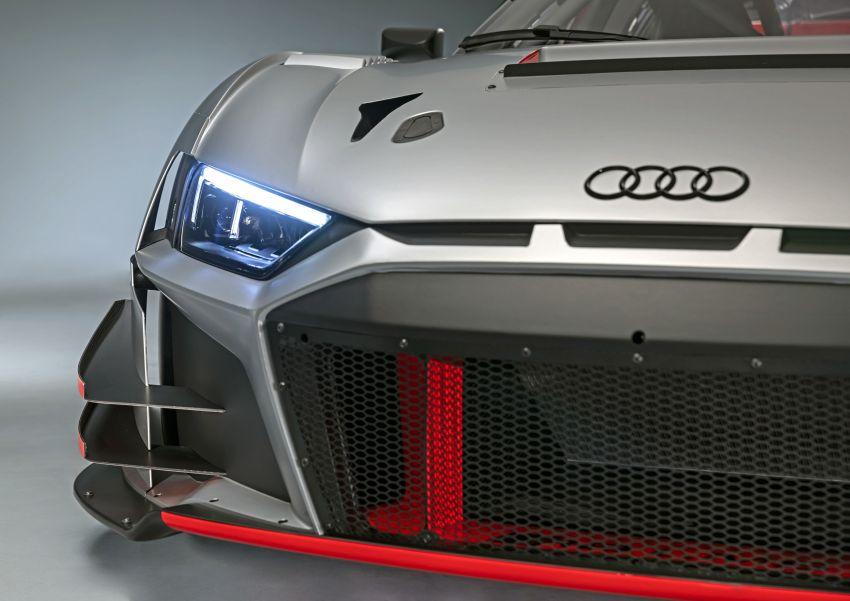 2019 Audi R8 LMS GT3 revealed at Paris Motor Show Image #868015