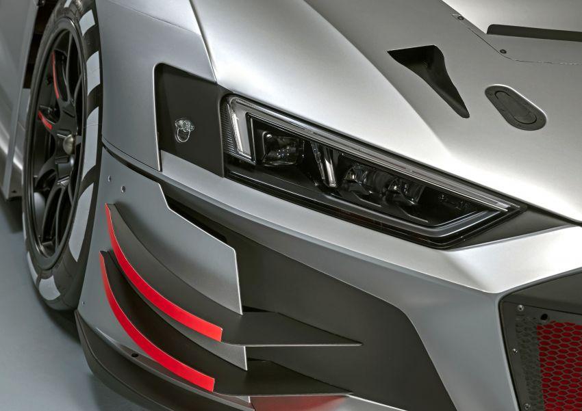 2019 Audi R8 LMS GT3 revealed at Paris Motor Show Image #868016
