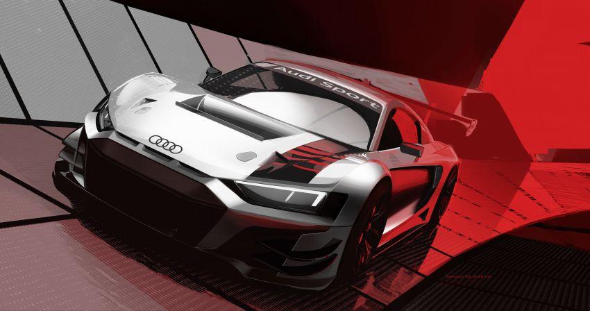 2019 Audi R8 LMS GT3 revealed at Paris Motor Show Image #868019