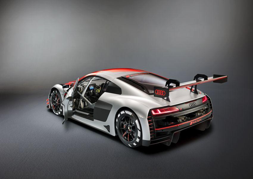 2019 Audi R8 LMS GT3 revealed at Paris Motor Show Image #868003