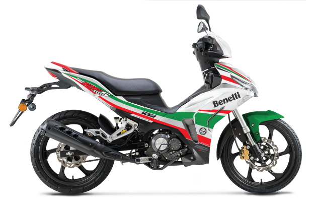 2019 Benelli RFS150iLE limited edition - RM7,488