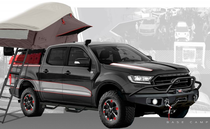 2019 Ford Ranger – seven custom units, SEMA-bound Image #880660