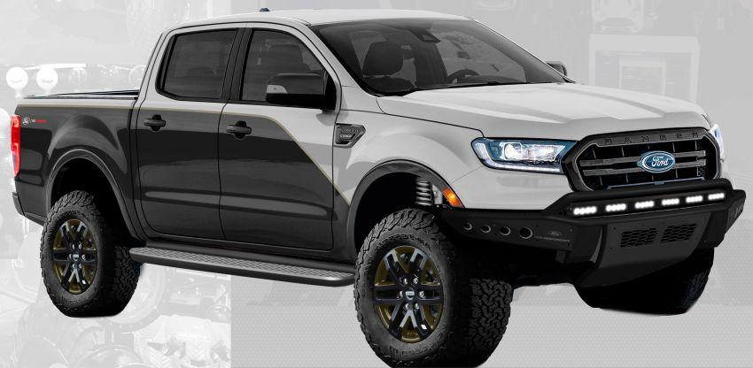 2019 Ford Ranger – seven custom units, SEMA-bound Image #880661