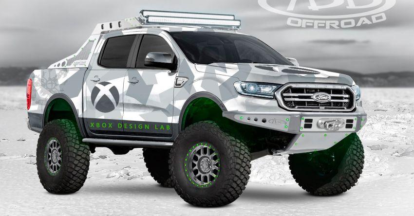 2019 Ford Ranger – seven custom units, SEMA-bound Image #880663