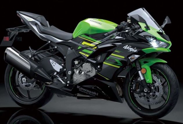 2019 Kawasaki Zx 6r Revealed Ahead Of Vegas Show