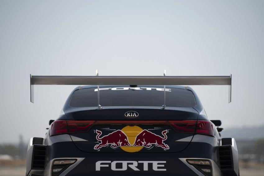 Kia Forte Drift Car unveiled with Stinger GT's 3.3L V6! Image #881186