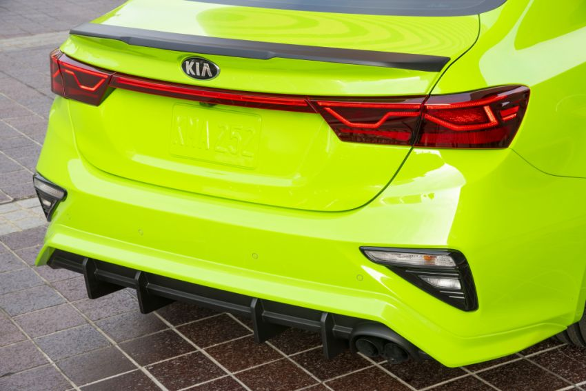 Kia Forte Drift Car unveiled with Stinger GT's 3.3L V6! Image #881196