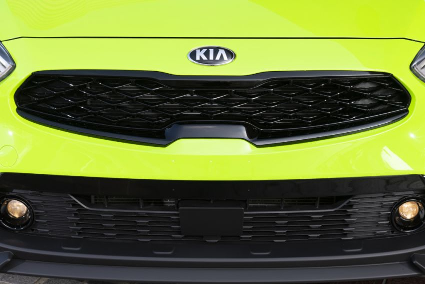 Kia Forte Drift Car unveiled with Stinger GT's 3.3L V6! Image #881209