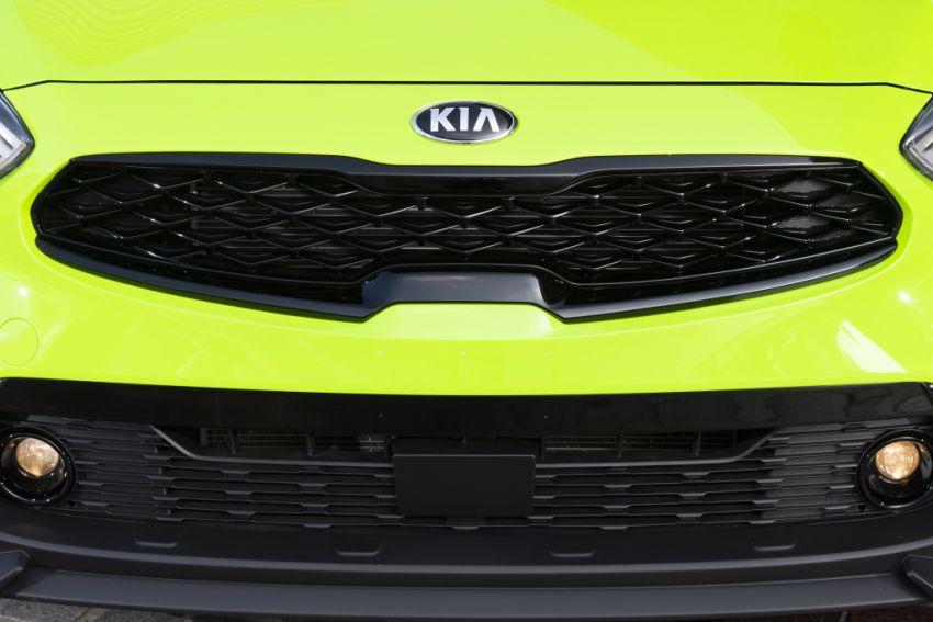 Kia Forte Drift Car unveiled with Stinger GT's 3.3L V6! Image #881209