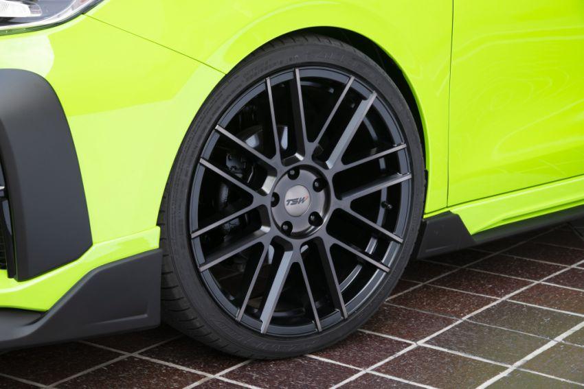 Kia Forte Drift Car unveiled with Stinger GT's 3.3L V6! Image #881198