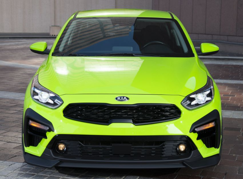 Kia Forte Drift Car unveiled with Stinger GT's 3.3L V6! Image #881205