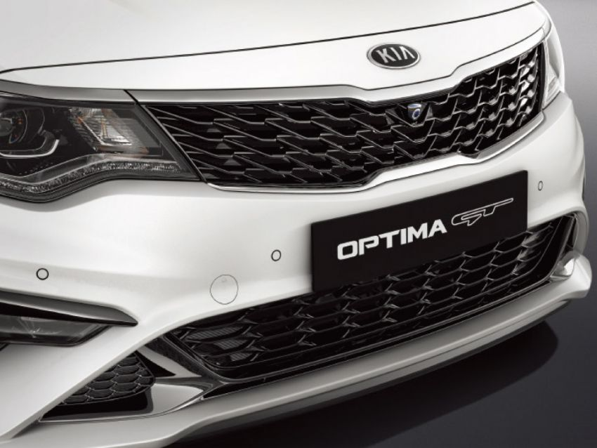 2019 Kia Optima facelift arrives in Malaysia – NA and turbo engines listed; GT variant; from RM169,888 Image #879587